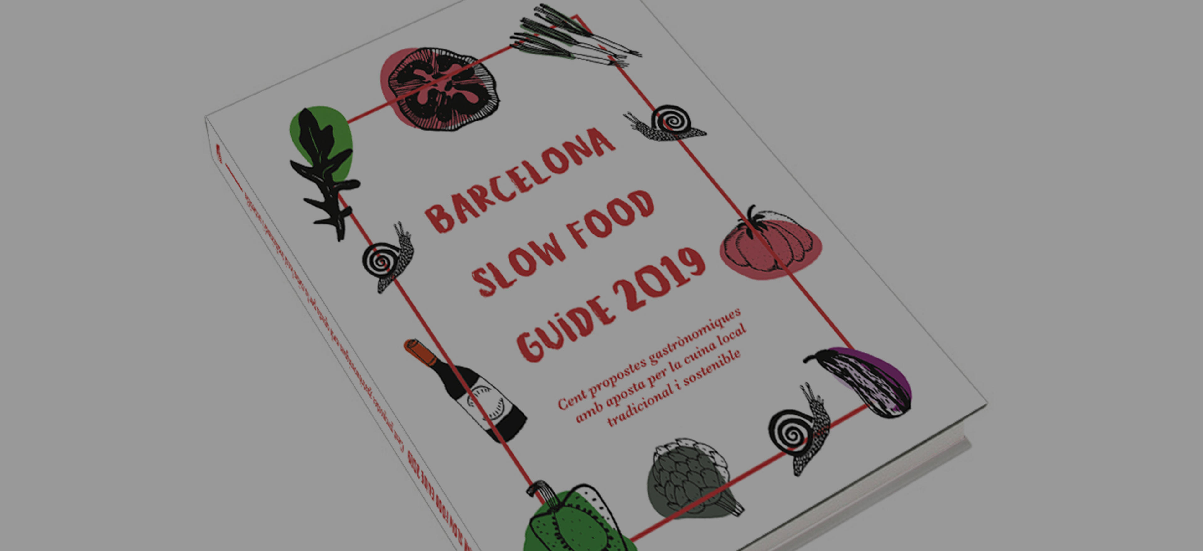 Compra la Barcelona Slow Food Guide